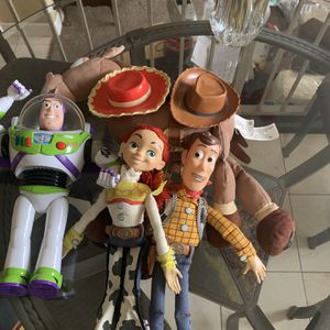Toy Story Toys for Sale in Orange, CA