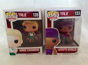 New Funko Pop True Blood Sookie Stackhouse & Lafayette Reynolds for Sale in Cypress, CA