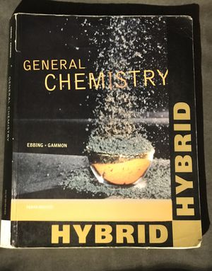 General Chemistry (Hybrid) for Sale in Pasco, WA