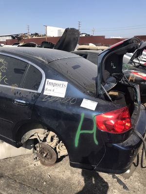 2004 Infiniti g35 parts for Sale in Los Angeles, CA