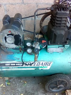 20 gallon speed aire for Sale in Los Angeles, CA