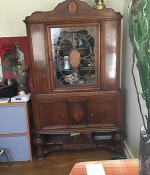 Antique cabinet 1939-1941. Very good condition. Make offer for Sale in Albany, NY
