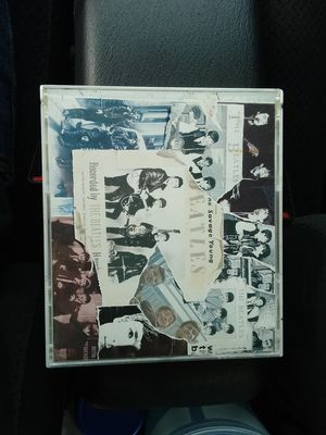 The Beatles Anthology 1 2 disk set for Sale in Tigard, OR