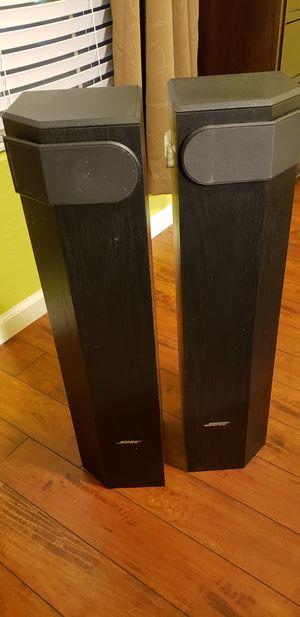 Bose floor speakers for Sale in Chandler, AZ