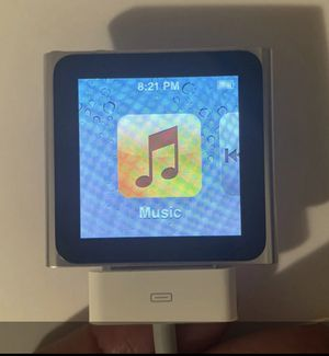 iPod nano 6th generation for Sale in Los Angeles, CA