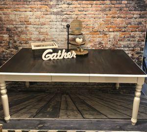 Farmhouse table for Sale in Hammonton, NJ