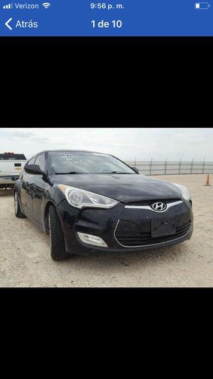 🔥PARTS🔥 2013 Hyundai Veloster 1.6 for Sale in El Paso, TX