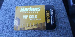 Harkins gold movie pass for Sale in Phoenix, AZ