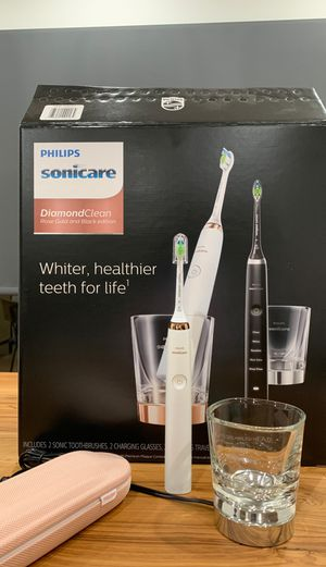 Philips sonicare diamond clean - brand new Rose gold for Sale in Daly City, CA