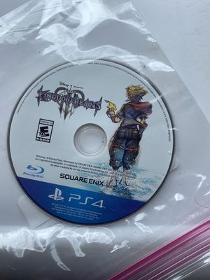 Kingdom Hearts 3 PlayStation 4 PS4 Game for Sale in Corona, CA