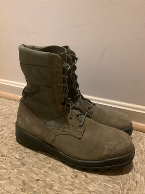 Belleville Steel Toe Boots *Military Grade* for Sale in Washington, DC