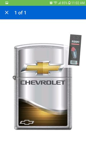 Chevy Zippo Lighter for Sale in Mount Pleasant, SC