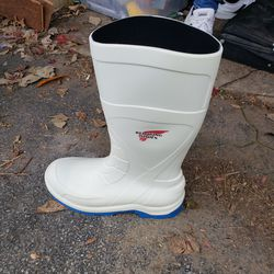 Red Wing rubber boots for Sale in Claymont,  DE