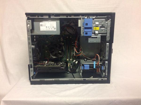 Gaming Computer - Dell Optiplex - GTX 1050 - i5
