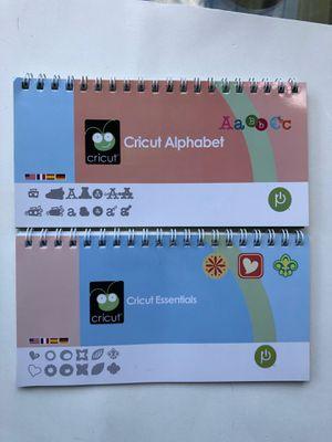 Cricut alphabet book cricut essentials book for Sale in Herndon, VA