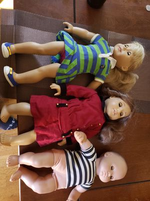 Retired American Girl Dolls x3 for Sale in Cottage Grove, MN