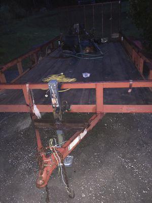 Utility trailer for Sale in Davenport, FL