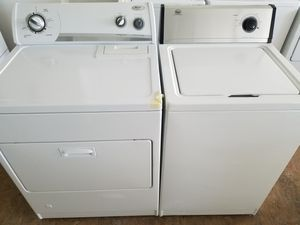 Washer and gas dryer for Sale in St. Louis, MO
