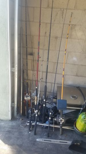 Fishing rods for Sale in Commerce, CA