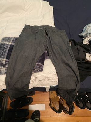 Levi jeans 514 40x32 for Sale in Boston, MA
