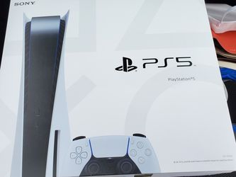 Playstation 5 Disc New Sealed for Sale in Richmond,  TX