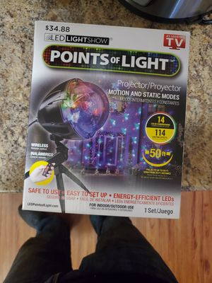 LED light show. for Sale in Joplin, MO