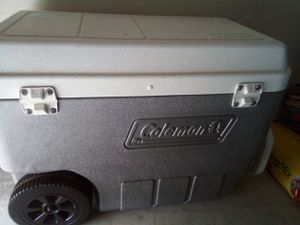 Coleman cooler for Sale in Frisco, TX