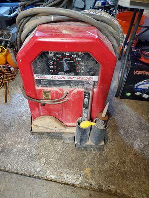 Lincoln welder AC-225 arc welder for Sale in Tacoma, WA