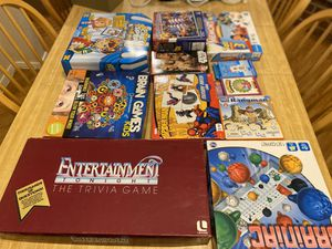 Board games and puzzles for Sale in Katy, TX
