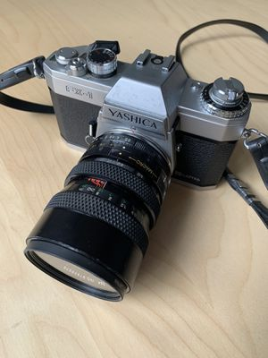 Yashica FX-1, 35mm film camera with strap for Sale in Los Angeles, CA