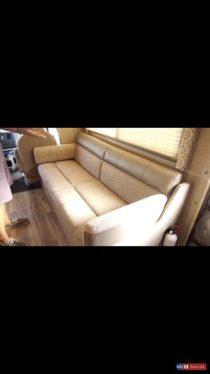 """RV 60"""" sofa. New. Jacknife. New coach we replaced couch with recliners for Sale in Tampa, FL"""