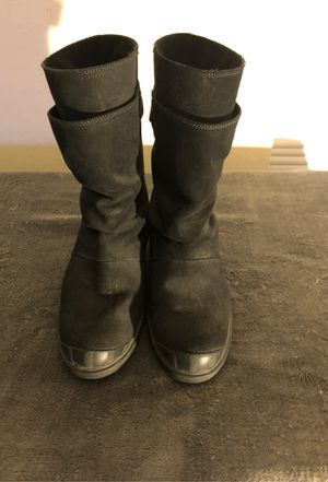 Women's Black Sorel Boots....Size 10 for Sale in Upper Marlboro, MD