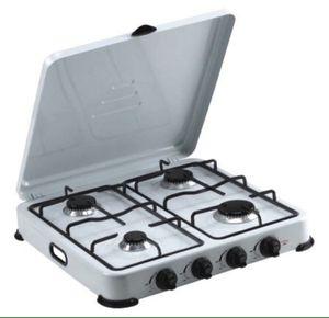 Tabletop Portable Propane Gas Stove 4 Burners Estufa Portable Gas Propano PREMIUM PPS41 for Sale in Miami, FL