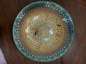 Handmade in Turkey decorative bowl for Sale in Edgewood, WA