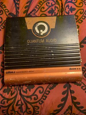 800 watt amp for Sale in Seaford, DE