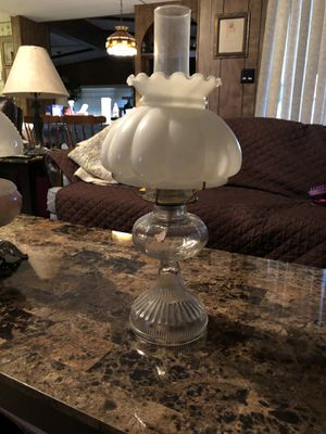 Vintage oil lamp for Sale in Anaheim, CA