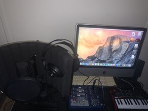 MUSIC RECORDING EQUIPMENT for Sale in Lawrence, MA