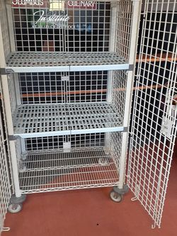 Mobile security cage 70H 39W 24D for Sale in Columbus,  OH