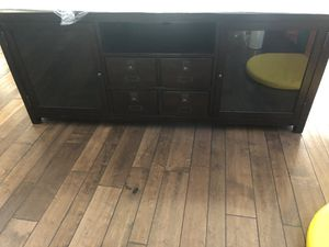PotteryBarn media console/office storage unit for Sale in Los Angeles, CA