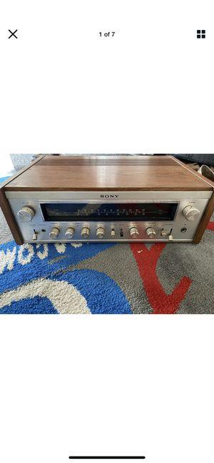 Vintage Sony STR-7055 Stereo Receiver Excellent! for Sale in Citrus Springs, FL