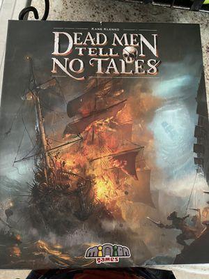Dead Men Tell No Tales Board Game for Sale in San Bernardino, CA