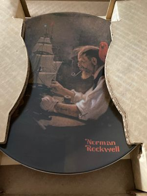 Norman Rockwell Plates (3) Total $25 for Sale in Tamarac, FL