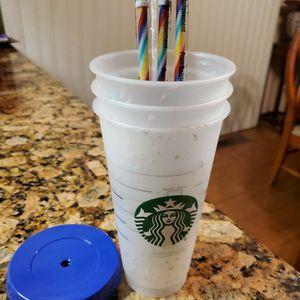 Starbucks Glitter Cups for Sale in San Jose, CA