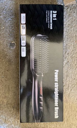 Hair straightener for Sale in GLMN HOT SPGS, CA