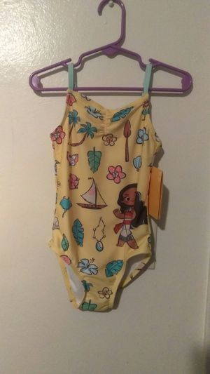 NEW Moana one piece swimsuit (4t) for Sale in City of Industry, CA