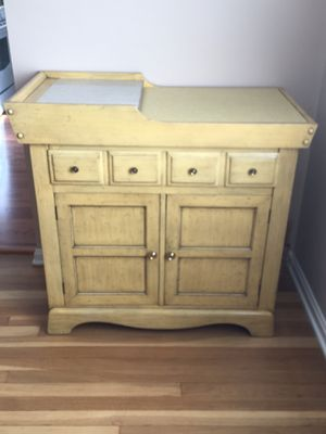 Cabinet with drawer . mid Century piece furniture for Sale in Strongsville, OH