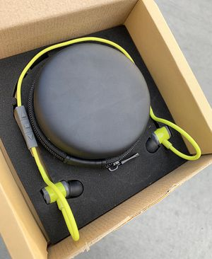 New $9 Bluetooth Headphone, Wireless Sports Earbuds for Running Workout Gym for Sale in Whittier, CA