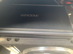 Car stereo system for sale for Sale in San Diego, CA