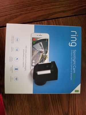 Ring security camera for Sale in Murfreesboro, TN