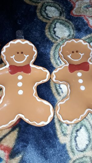 2 Gingerbread Spoon Rests for Sale in Fort Mohave, AZ
